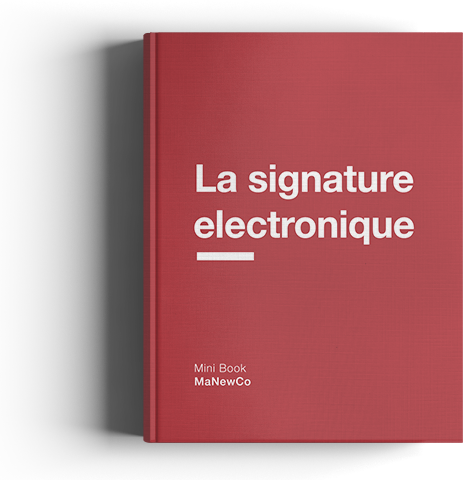 book la signature                                                          electronique